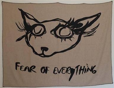 fear of everything by bjarne melgaard