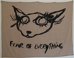 fear of everything by bjarne melgaard