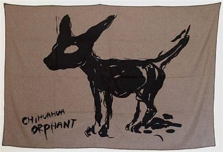 chihuahua orphant by bjarne melgaard