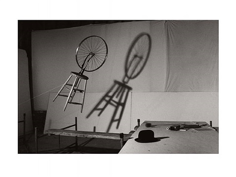 readymade shadows (merce cunningham photography portfolio 2006) by richard hamilton