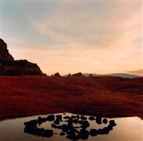 medicine wheel, arizona by debra bloomfield
