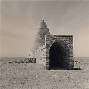 ice house, road to shiraz, iran by lynn davis