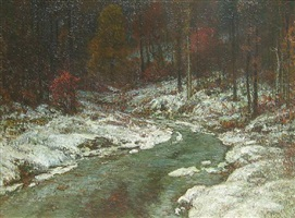 december thaw by john joseph enneking