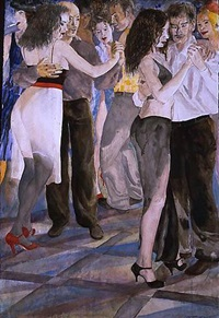 dancers by david remfry