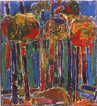 round trees by david driskell