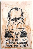 would you buy a used country from this man by jules feiffer
