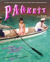 parkett, no 76: collaboration: yang fudong lucy mckenzie julie mehretu isbn 3-907582-36-5, $32.00