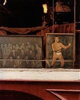 bar, mercer street, new york, 1967 by evelyn hofer