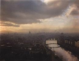 dublin sky, 1966 by evelyn hofer