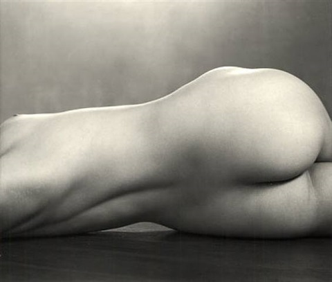 nude by edward weston