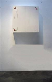 wall cabinet #10 by kaz oshiro