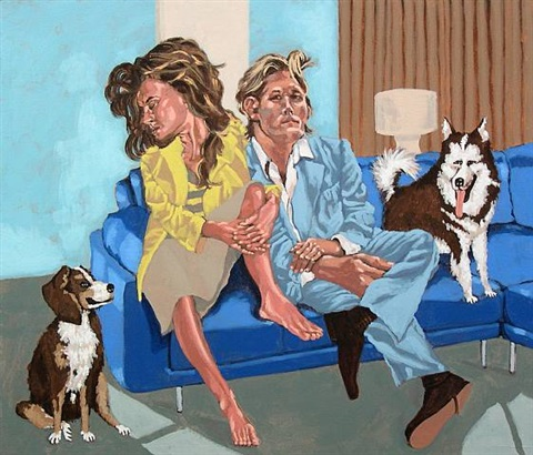 rhonda and larry by andreas fischer