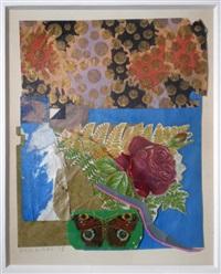 untitled (red rose) by joe brainard