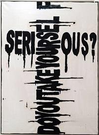 serious? by zenita komad
