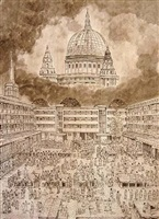 st. paul's by adam dant