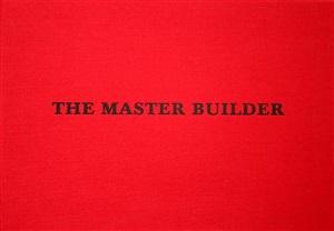 the master builder (portfolio of 13 works) by chris burden