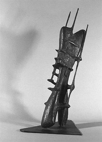 gefangener iii (prisoner iii) by bernhard heiliger