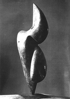 verwandlung i (transformation i) by bernhard heiliger