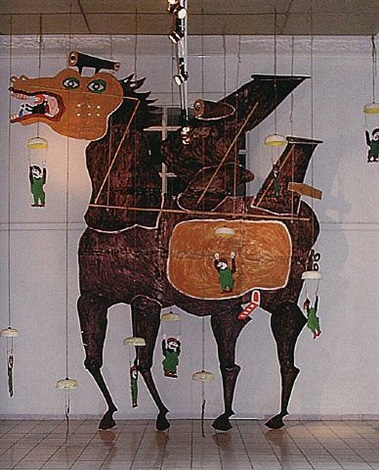 trojan horse by heri dono