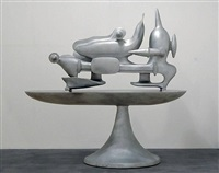 untitled (trichter) by bruno gironcoli