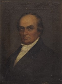 portrait of daniel webster by chester harding