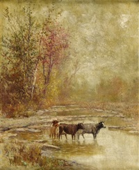 autumn by thomas corwin lindsay
