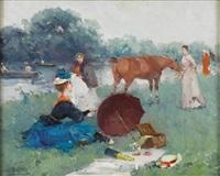 picnic by juan puig soler