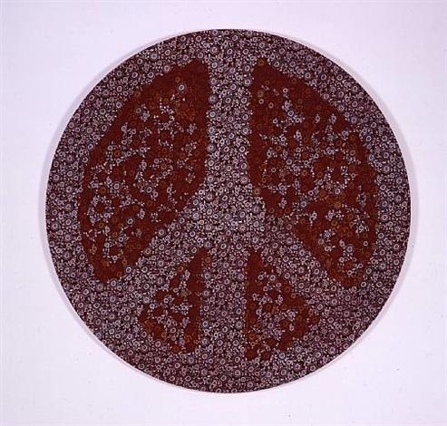 bandana peace by annette lemieux