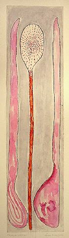 paddle woman by louise bourgeois