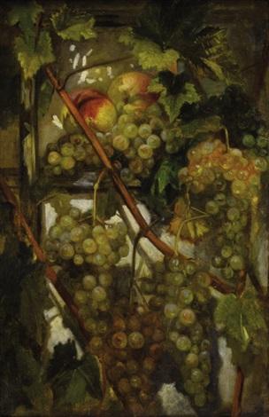 grappes de raisins by simon saint jean