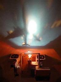 overhead by ian burns