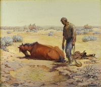 broken down by gray phineas bartlett