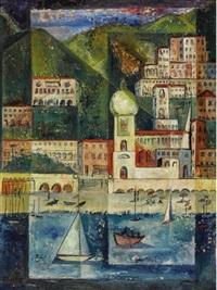 cityscape by helen farr sloan