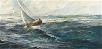 seascape by rico tomaso