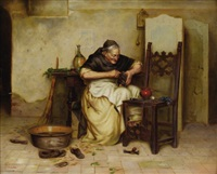 monastic cobbler by p. lanzoni