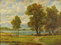landscape by henry t. harvey
