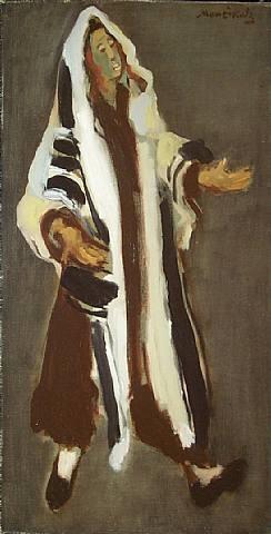 rabbi by mané-katz