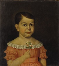 portrait mary farra by william thompson bartoll