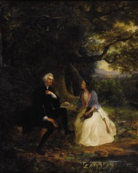 romantic encounter by william smith jewett
