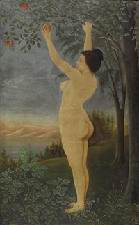 eve by w. h. smith