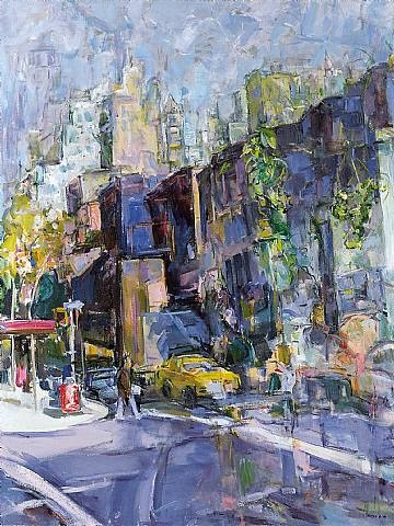 57th street reflections by suzanne hodes