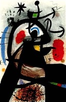 le permissionnaire by joan miró