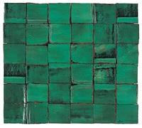 36 smaragdgrün / 36 emerald brands by su xiaobai