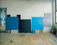 blick ins atelier der künstlerin by marthe wery