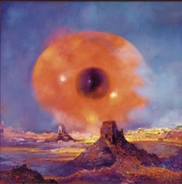 eye over the desert by paul lehr