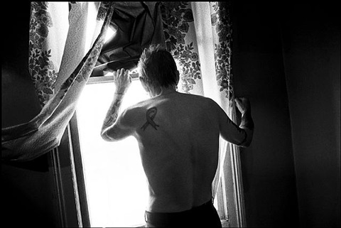 """untitled, from the series """"uncle charlie"""" by marc asnin"""