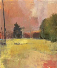 ochre field by stephen dinsmore