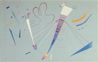 composition (untitled) by wassily kandinsky