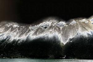 mountains by annelies strba