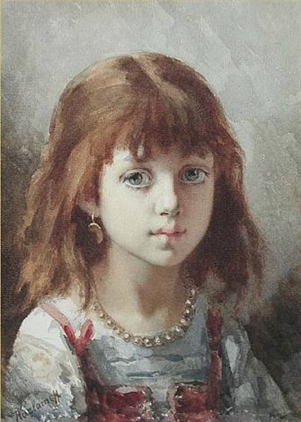 angelic beauty by alexej alexejewitsch harlamoff